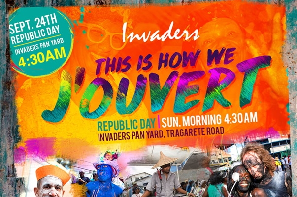 This Is How We J'Ouvert 2017